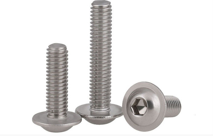 M8 x 40 STAINLESS STEEL SOCKET BUTTON HEAD SCREW PACK OF 10