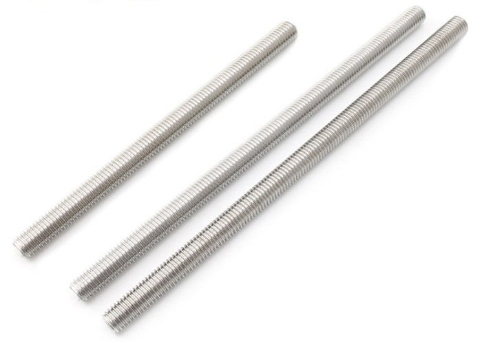 12 Inch High Strength Threaded Rod  DIN975 316 Stainless Steel # 2 - 56 Thread
