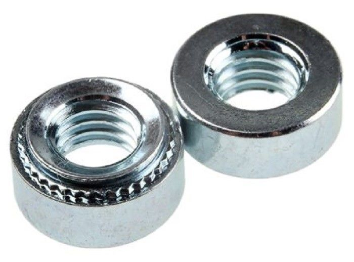 Stainless Steel Aluminum Blind Rivets Nuts Insert Round Head