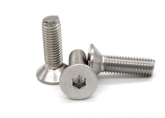 """1//4"""" BSW X 2"""" Round Head Slotted Steel Machine Screws With Nuts X 6"""
